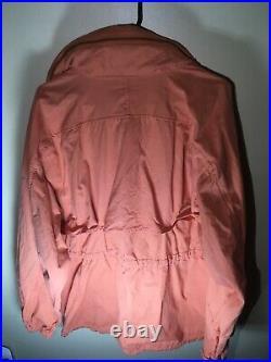 VTG Polo Sport Ralph Lauren Mall Toggle Jacket /stadium Jacket USA Made INSANE