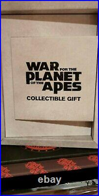 War of the Planet of the Apes Filmarena Maniacs Box Limited Blu Ray Edition 4K
